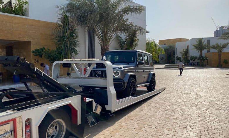 وسط الرياض