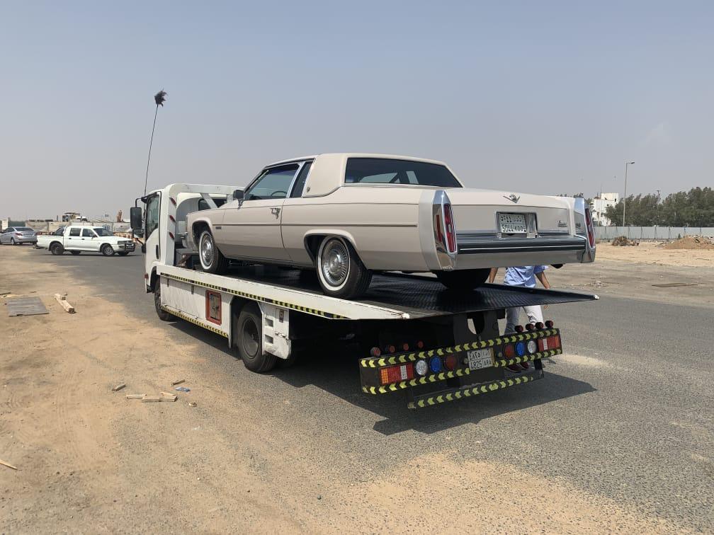 شحن السيارة من الرياض الى ابها