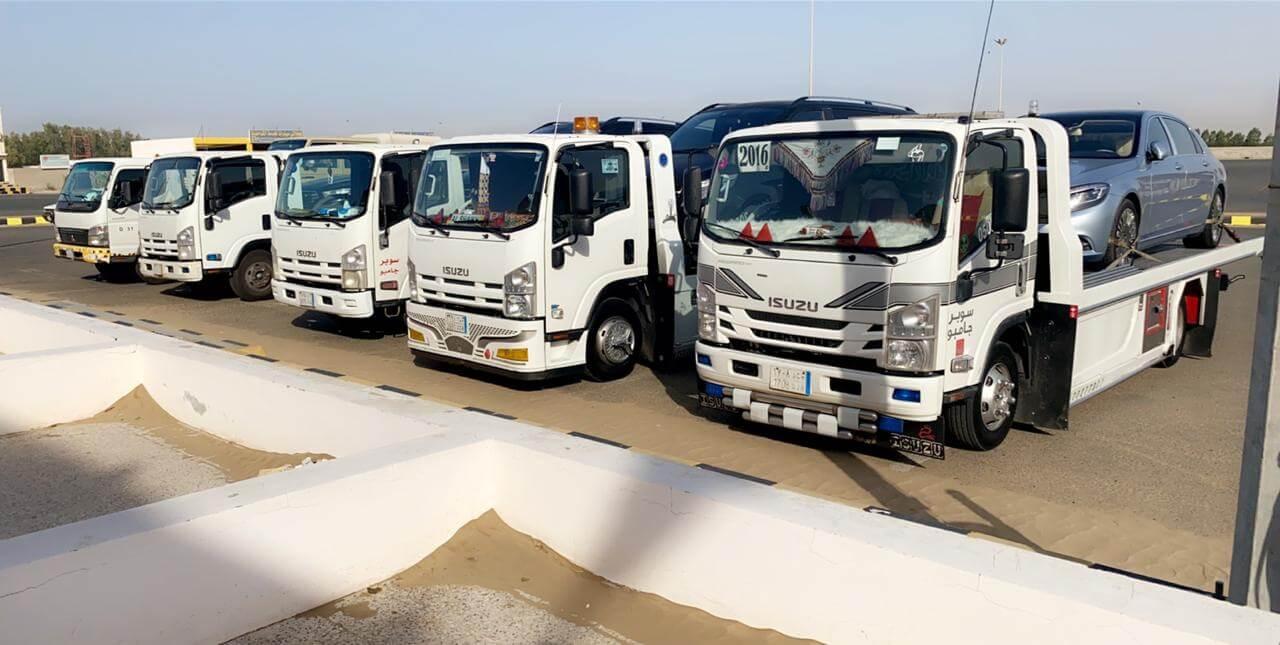 شركة نقل السيارات